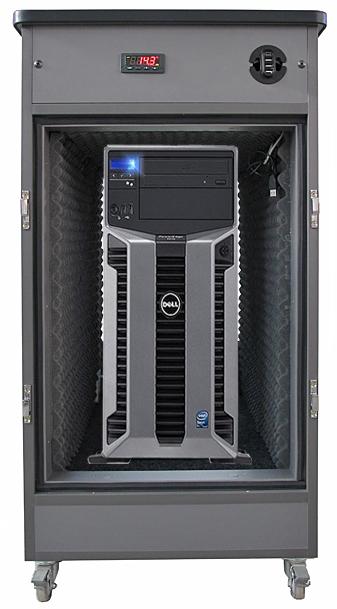 Silent-Box 1000A PC