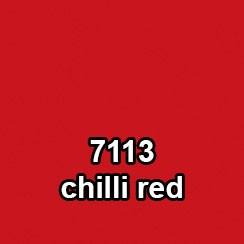 Chilli Red