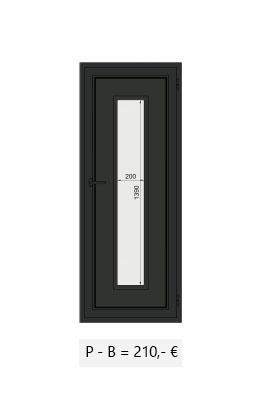 Tür Ausführung 3