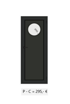 Tür Ausführung 4